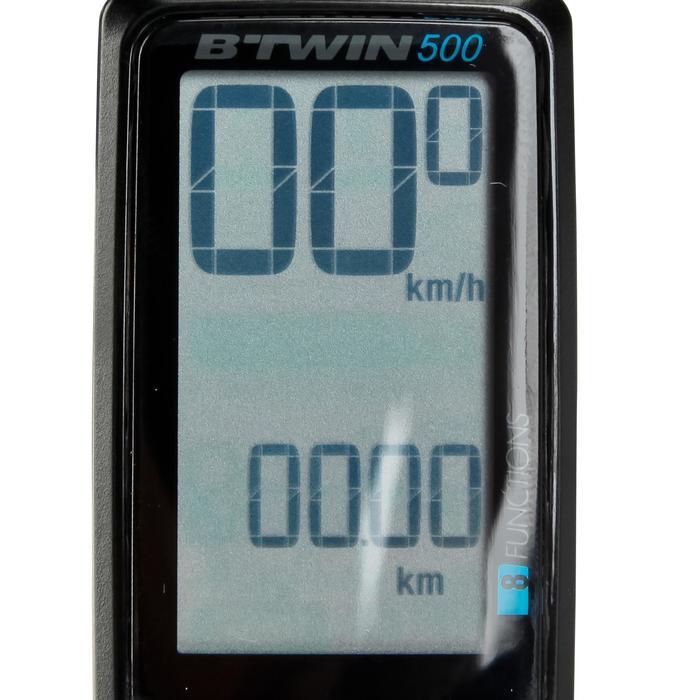Compteur vélo count 8 - Sans fil - 124118
