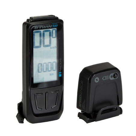 Count 8 Wireless Cyclometer