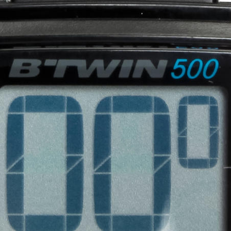 500 Belaidis ciklometras
