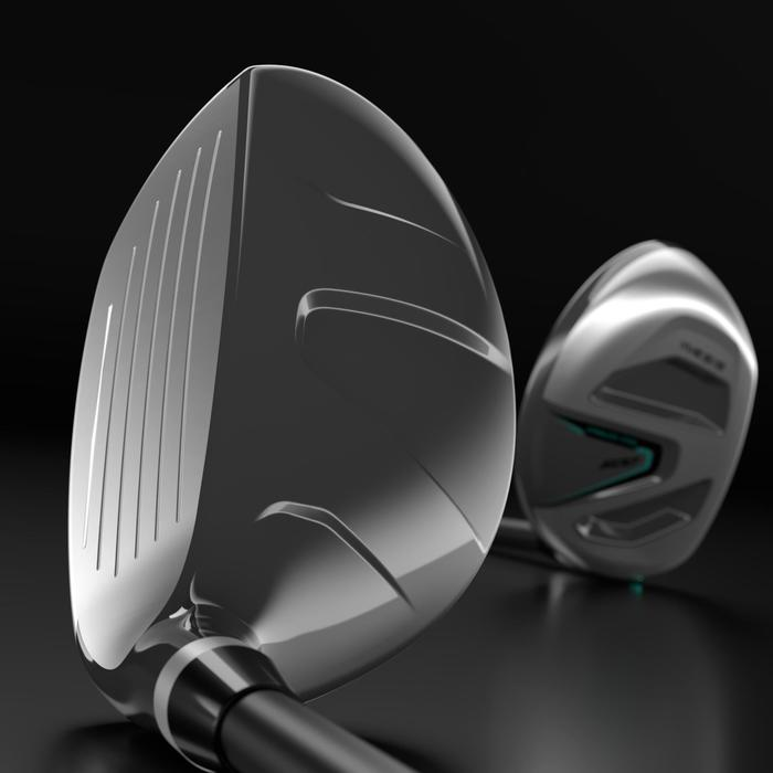 Golf hybride 22° 500 dames rechtshandig