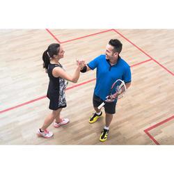 Set squashracket SR 560 (racket SR 560 en tas voor 3 rackets)