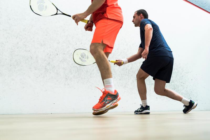 SR 130 Squash Racket - Orange