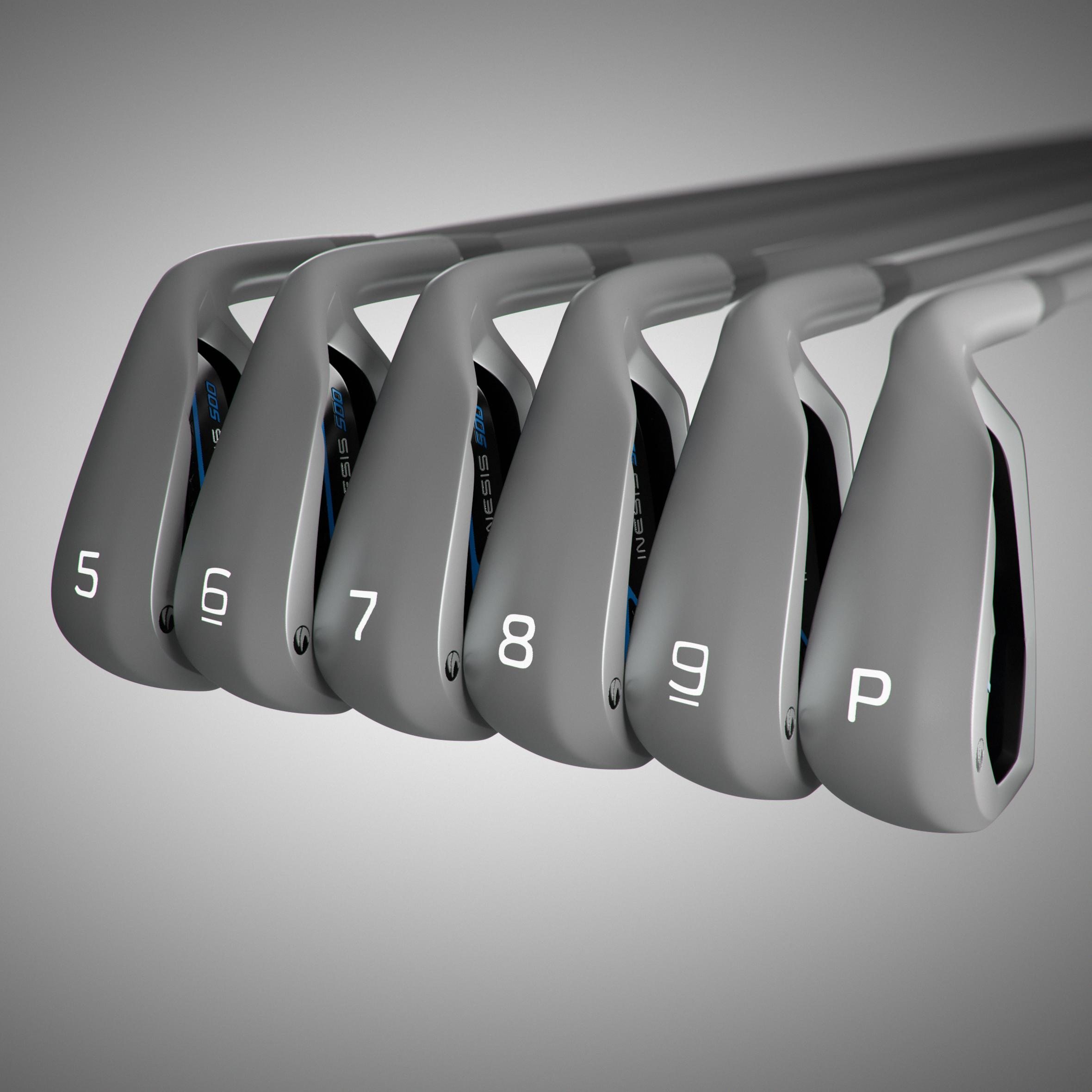 Men Golf Individual Iron 500 Right Handed