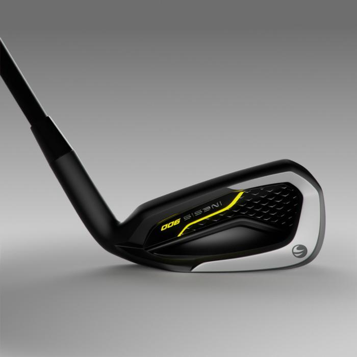 inesis s rie de fers golf homme droitier 900 5 pw graphite r decathlon. Black Bedroom Furniture Sets. Home Design Ideas