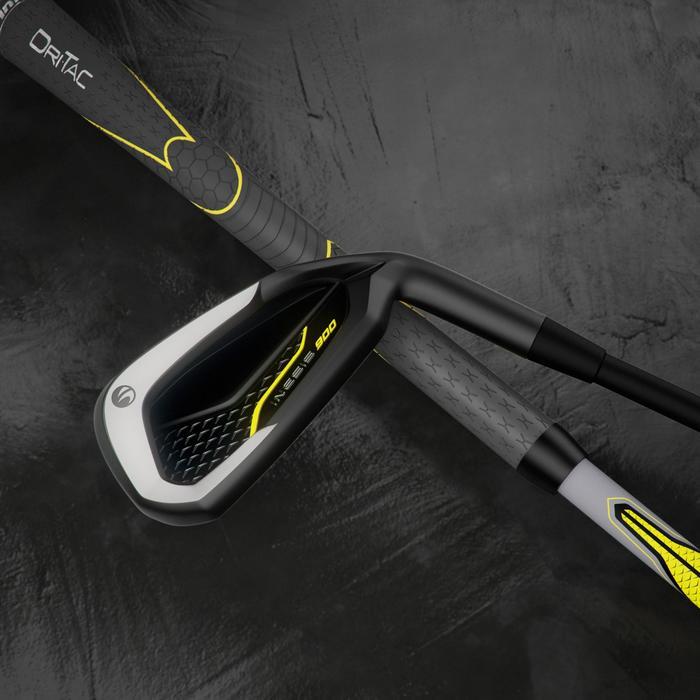 Série de fers golf homme droitier 900 5/PW graphite R - 1241814