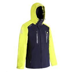 500 男士航海運動派克大衣夾克 - 海軍藍