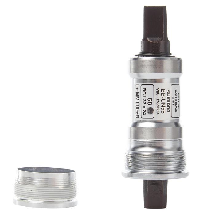 Tretlagergehäuse Vierkant 110 mm Shimano