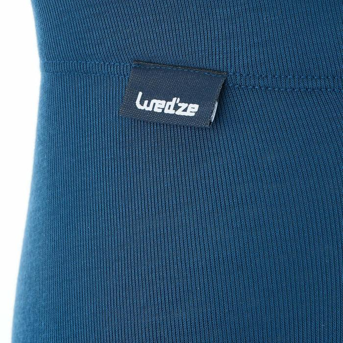 Babies' Skiing/Sledging Base Layer Trousers Simple Warm - Navy Blue