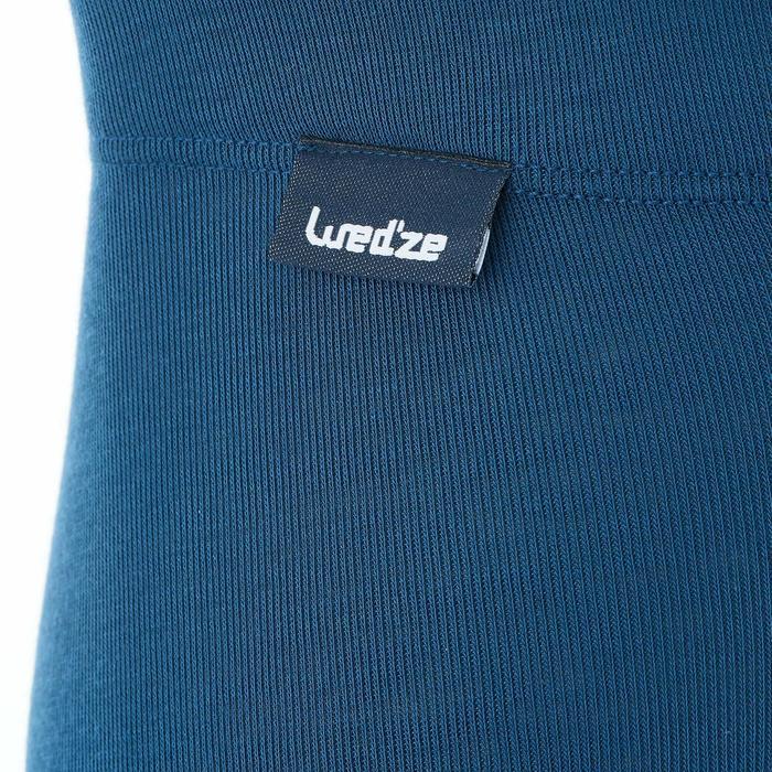 Sous-vêtement pantalon de ski / luge bébé simple warm bleu marine
