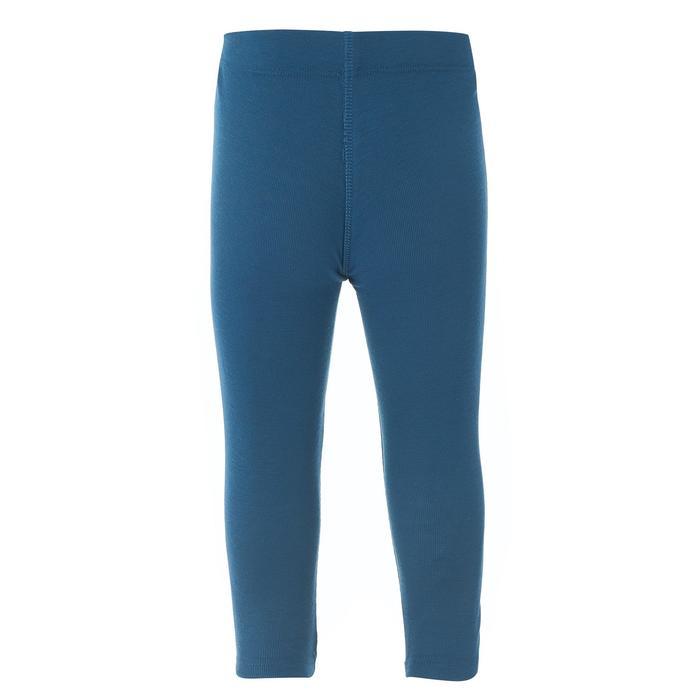 Sous-vêtement pantalon de luge simple warm marine bébé - 1242036
