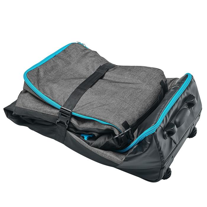 BAG FOR 4 SKIS / 3 SNOWBOARDS 900 - GREY