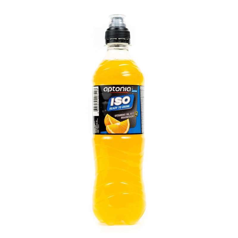 НАПИТКИ И ПРОДУКТЫ ПЕРЕД СПОРТОМ - Изотоник ISO 500 мл, апельсин, APTONIA, 8396991  - купить со скидкой