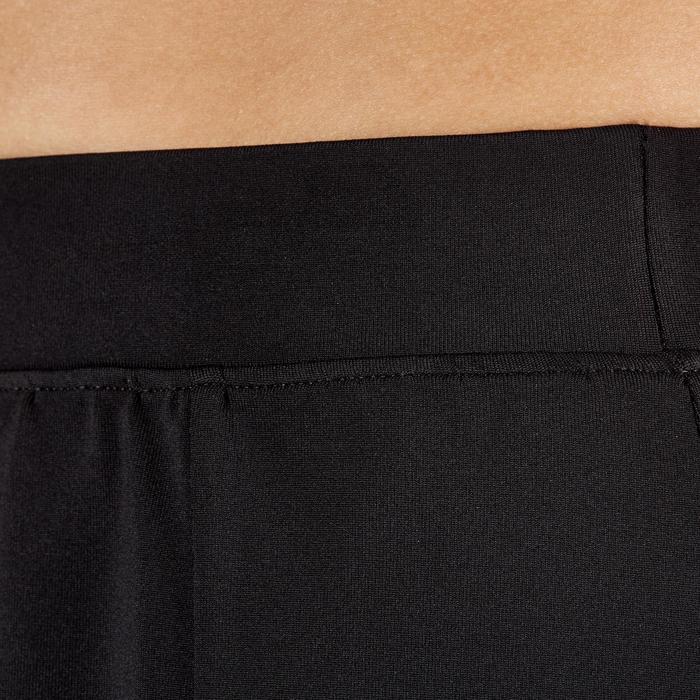 Falda Patinaje Artístico Oxelo Adulto Negro Braguita Integrada