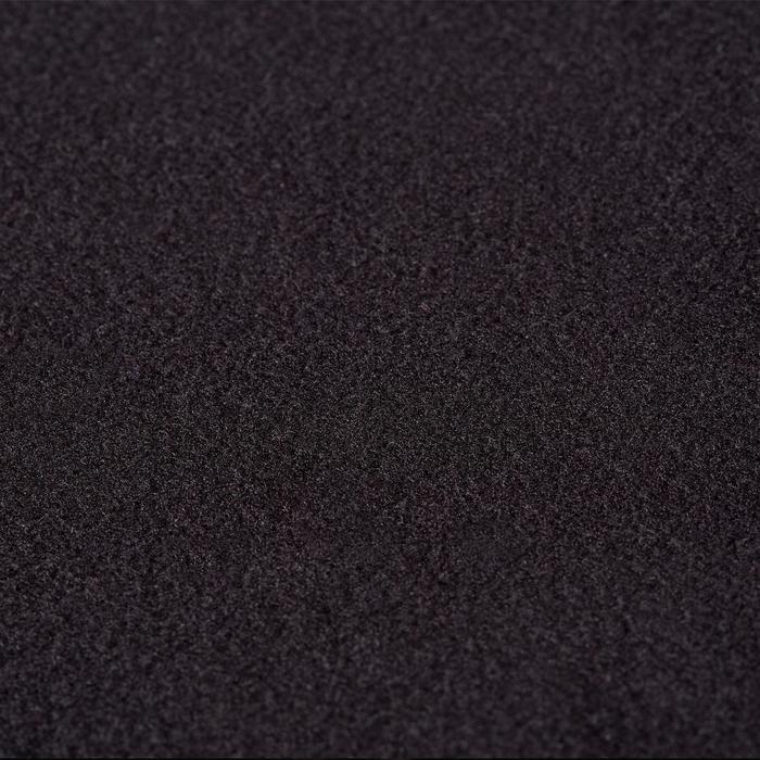 Schaatstrainingsbroek voor volwassenen kunstschaatsen zwart