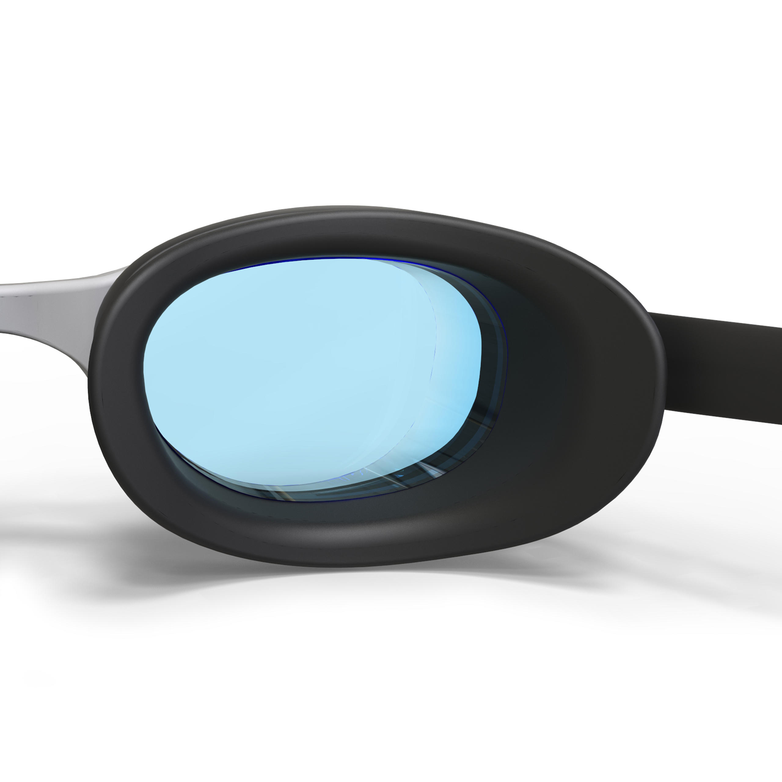 Lunettes de natation XBASE noir Taille G