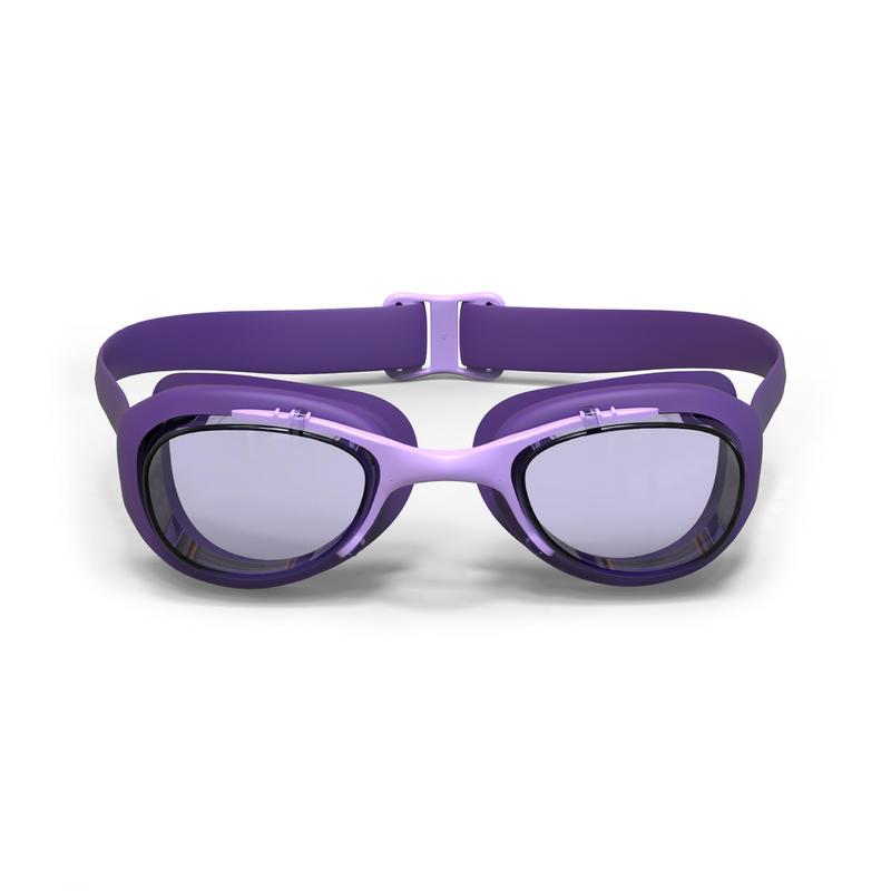 Swimming Goggles Large XBASE- Purple