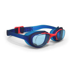 9f860b294771 Buy XBASE Junior Blue Red Swimming Goggles Online In India
