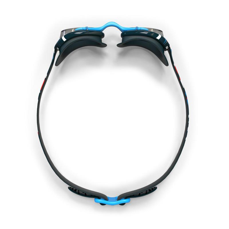 Swimming Goggles XBASE 100 - Mika Blue
