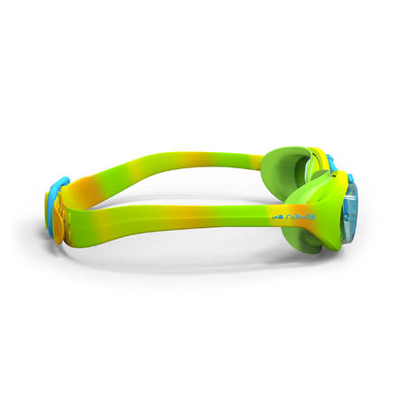 Goggles XBASE PRINT Talla CH DYE verde