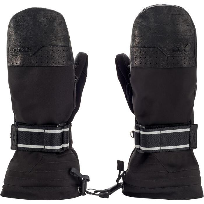 Chaussures de skate 100% authentique en présentant Moufle de snowboard (et de ski) SNB MI 900 noir