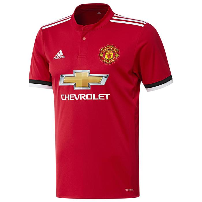 Maillot réplique de football adulte Manchester United domicile rouge - 1242615