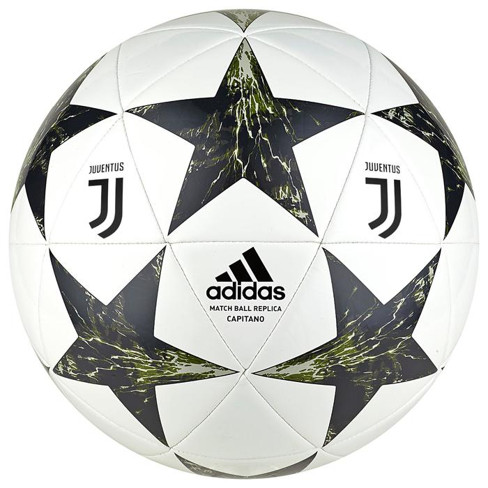 Ballon de football Juventus blanc - 1242620