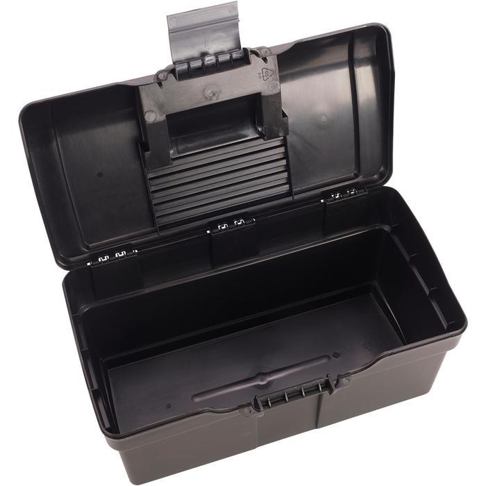 Verzorgingsbox ruitersport GB 300 zwart en grijs