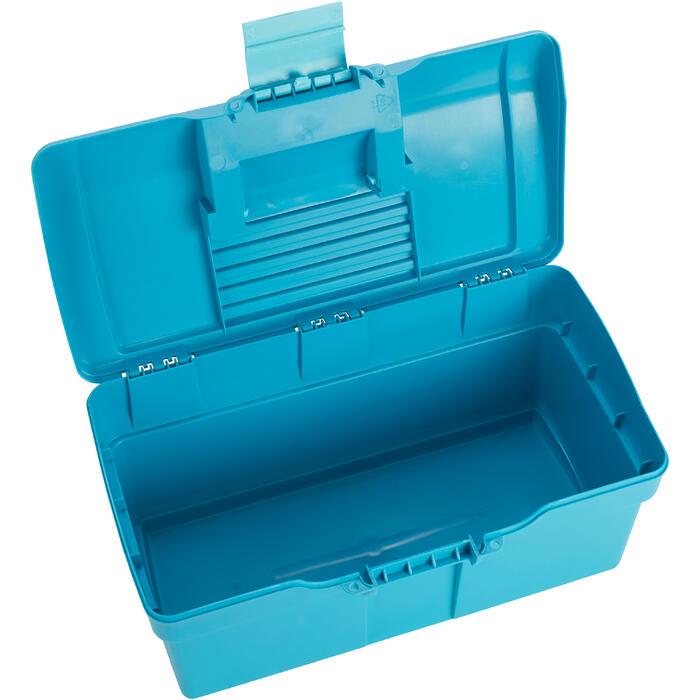 Verzorgingsbox ruitersport 300 turquoise