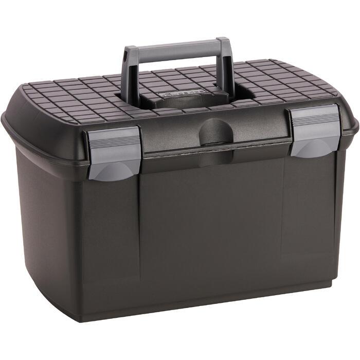 Putzbox GB 500 schwarz/grau