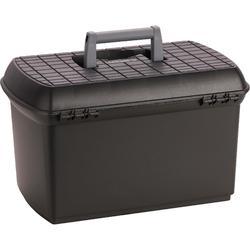 Poetsbox 500 ruitersport zwart en grijs