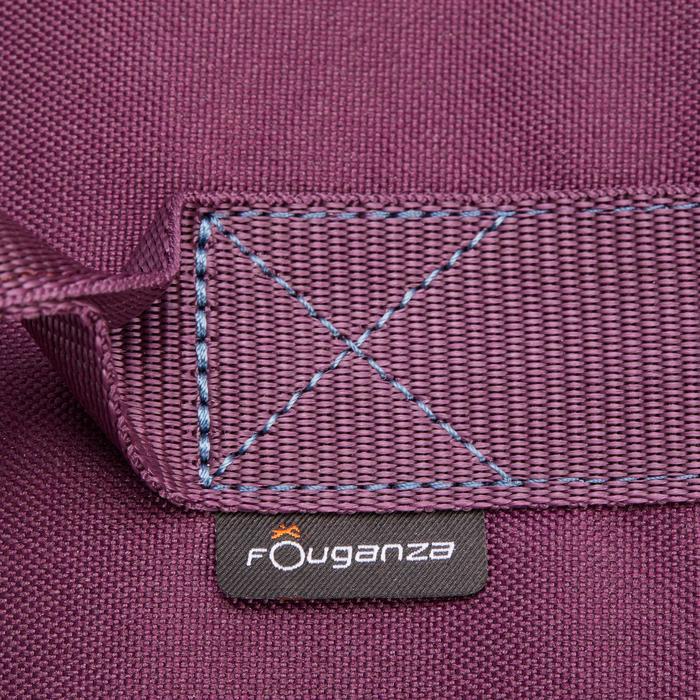 Putzzeugtasche Vanity violett/grau