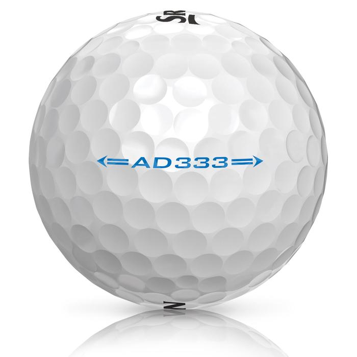 Golfbal AD333 x12 wit