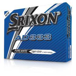 Golfbal AD333 x12 wit