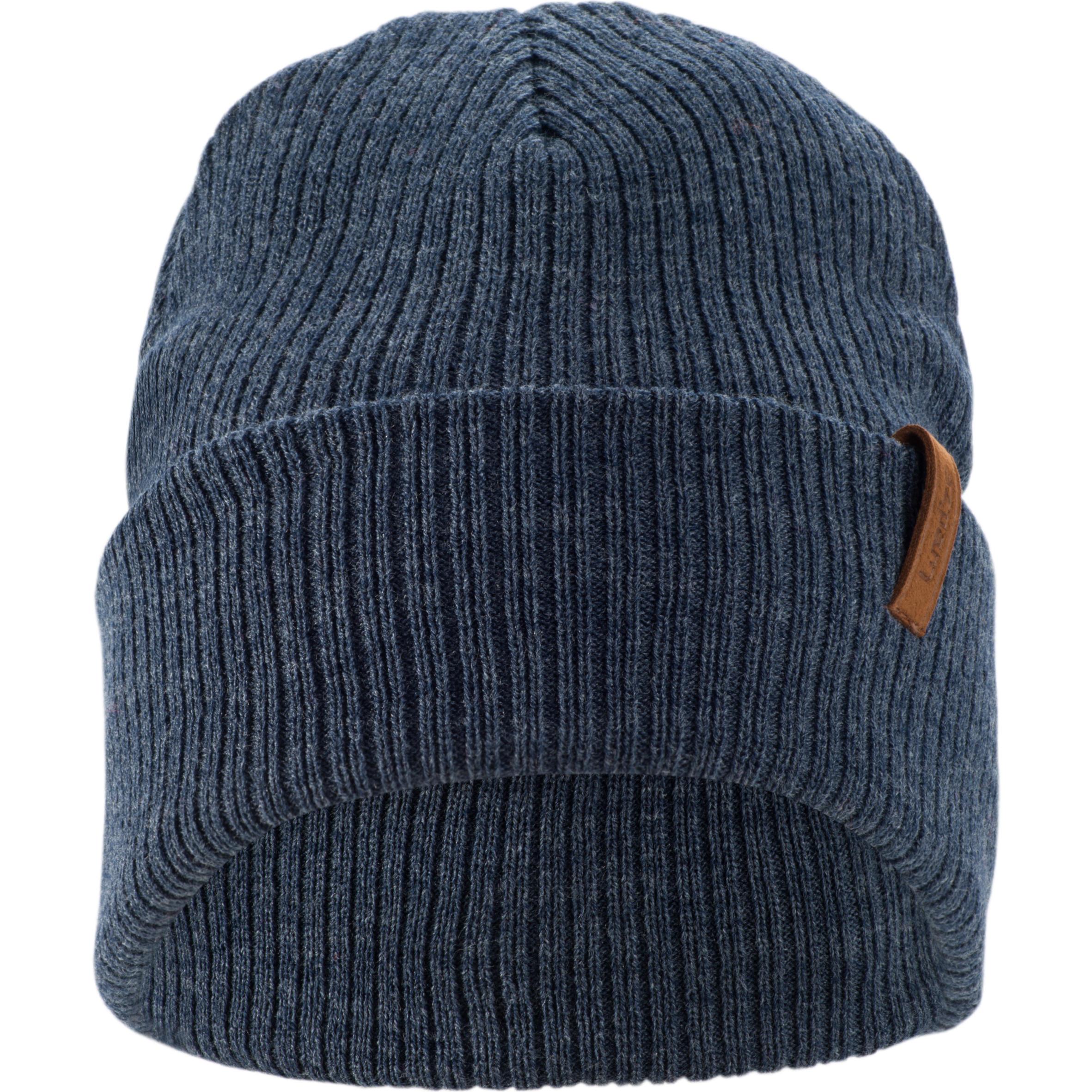Fisherman Adult Ski Hat - Navy