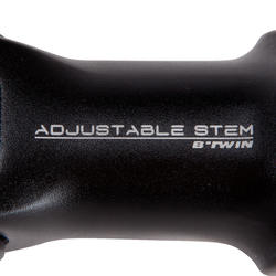 Non Oversize Adjustable Bike Stem