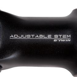 Aheadset Vorbau verstellbar 1 1/8 Zoll (28,6 mm), Lenkerklemmung 25,4 mm