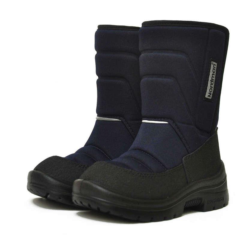 ДЕТСКАЯ ОБУВЬ \ ЗИМНИЕ ПОХОДЫ Удобная обувь для походов - Сапоги LUMI Дет. ДЕКАТЛОН - Бутик