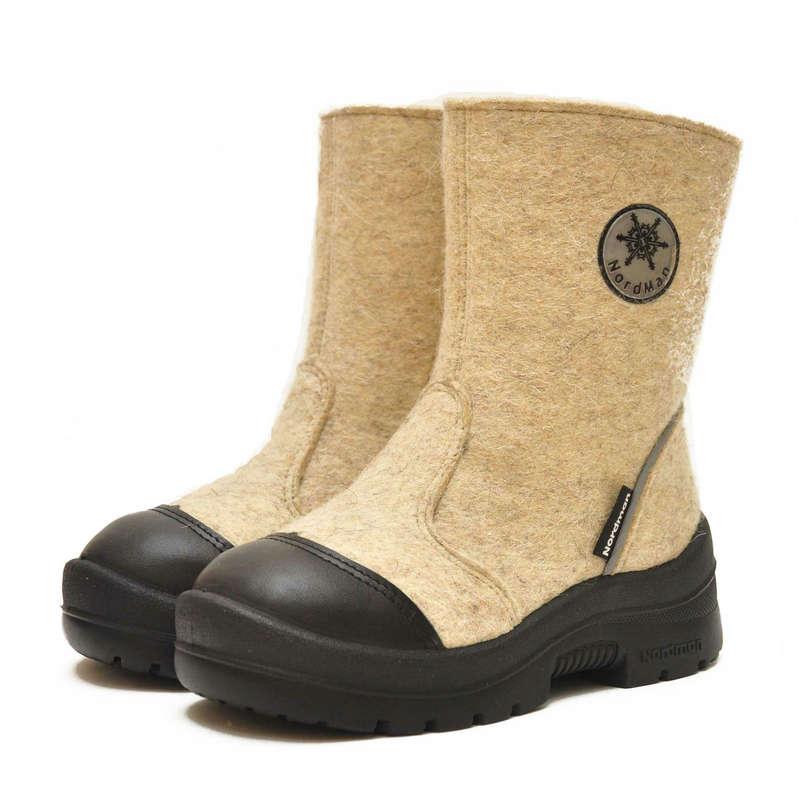 ДЕТСКАЯ ОБУВЬ \ ЗИМНИЕ ПОХОДЫ Обувь - Детские Валенки NORDMAN - Обувь