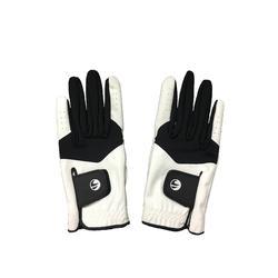 100 Women's Golf Beginner •Glove Pair - White