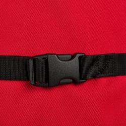 Flag belt rugby 500 blauw/rood