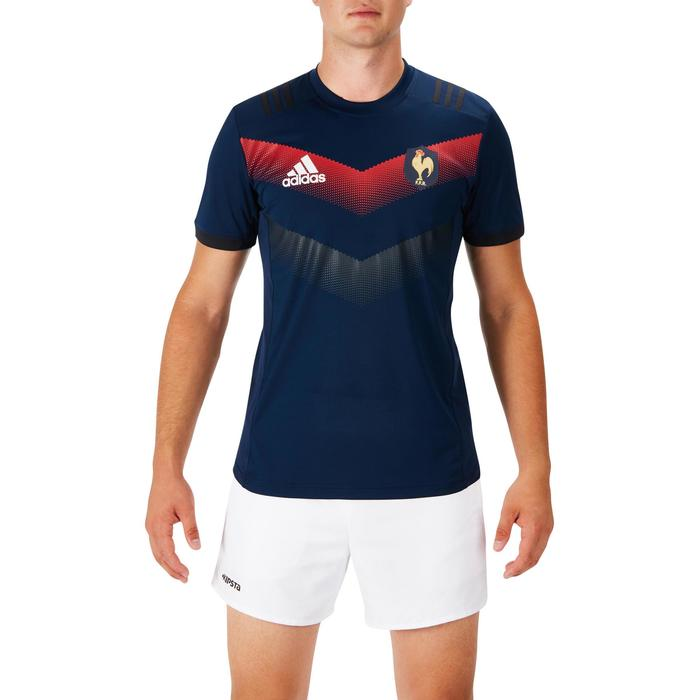 Performance Tee rugby  FRANCE 17-18 - 1243594