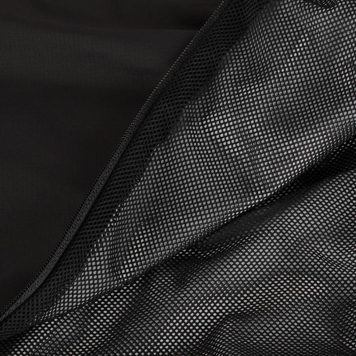 Pantalon coupe vent imperméable rugby adulte Smockpant noir - 1243614