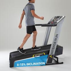 Cinta de correr Alta Intensidad Domyos Intense Run