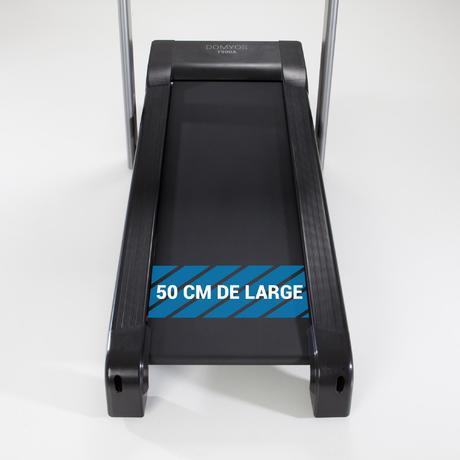 tapis de course t900a domyos by decathlon. Black Bedroom Furniture Sets. Home Design Ideas