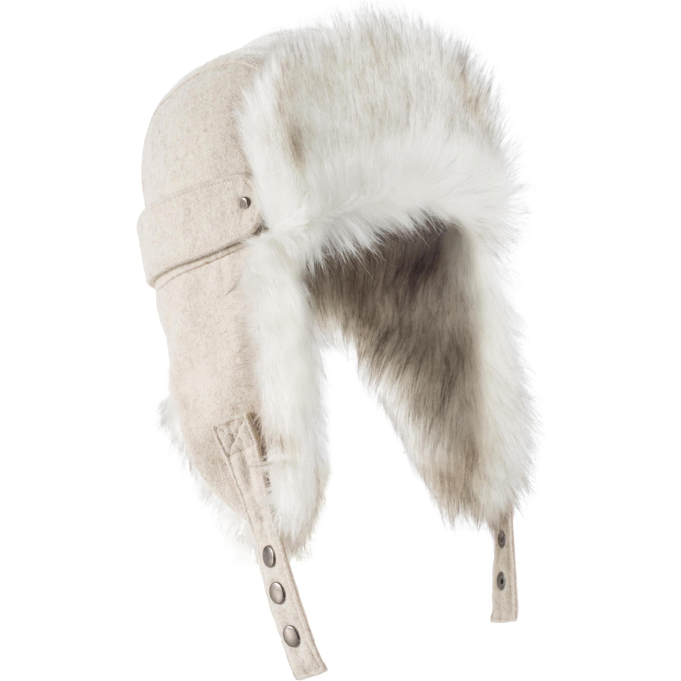 หมวกสกีสไตล์รัสเซีย...