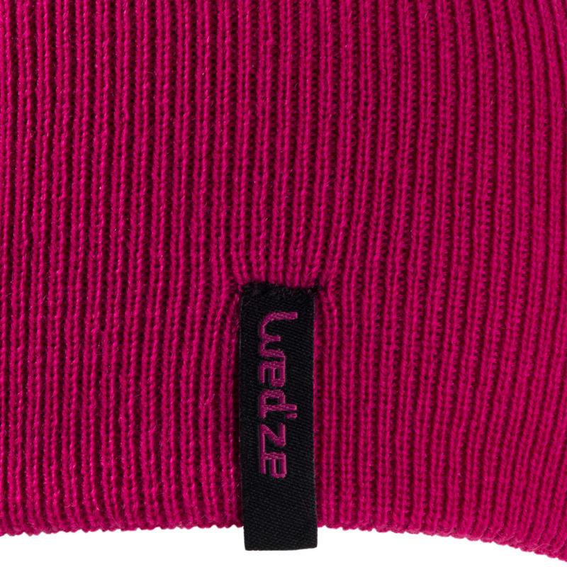 Kids' Ski Reverse Hat - Pink Blue