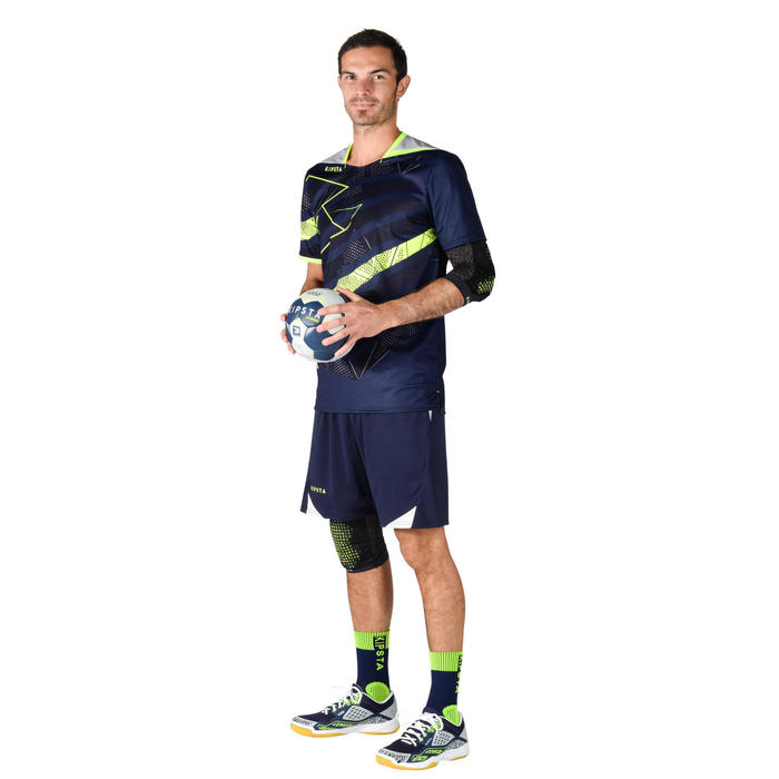 Handballtrikot H500 Herren blau
