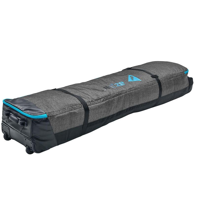 Bag for 4 Skis / 3 Snowboards - Grey