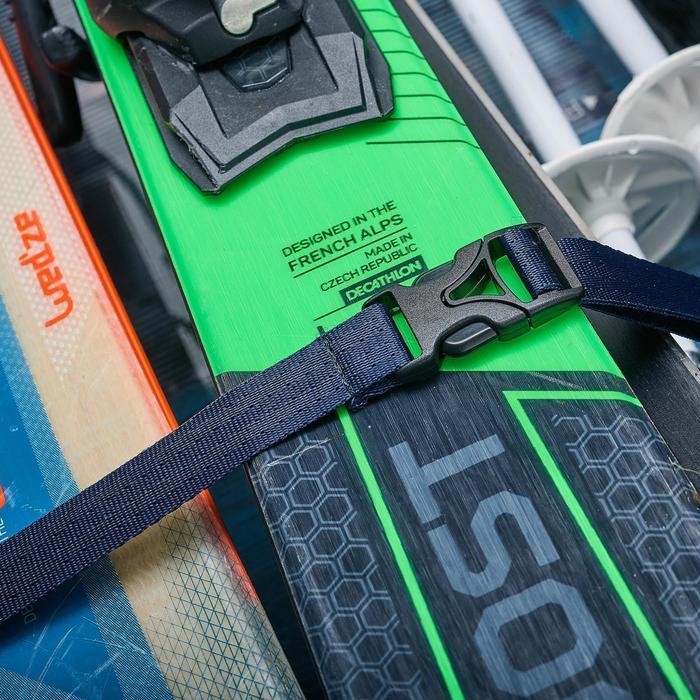Funda para 3 Snowboards, 4 Esquís, Wed'ze 900, Ajustable