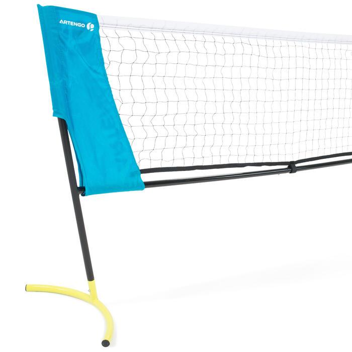 Tennisnet 3 meter.